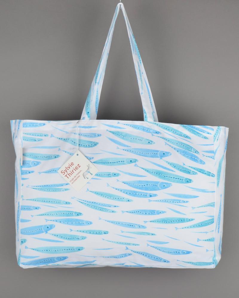 Tote-bag offert pour l'achat d'une parure EGEIDES