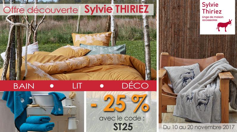 promotion Sylvie Thiriez