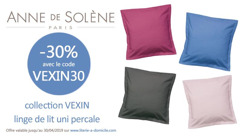 Code promo VEXIN30