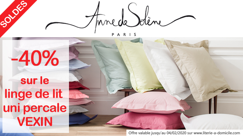 SOLDES ANNE DE SOLENE -40%
