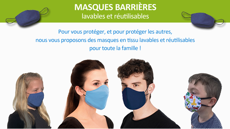 MASQUES BARRIERES